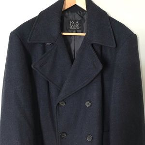 Jos. A. Bank | Navy Pea Coat